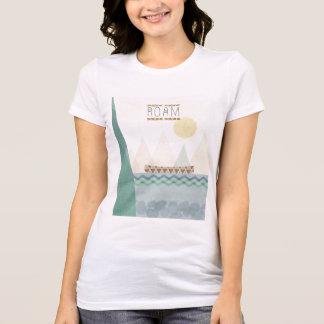 Outdoor Geo II   Roam T-Shirt