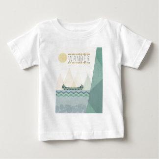 Outdoor Geo III | Wander Baby T-Shirt