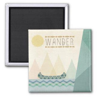 Outdoor Geo III | Wander Magnet
