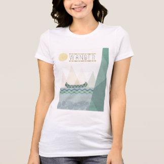 Outdoor Geo III   Wander T-Shirt