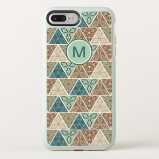 Outdoor Geo Step | Geometric Pattern OtterBox Symmetry iPhone 8 Plus/7 Plus Case