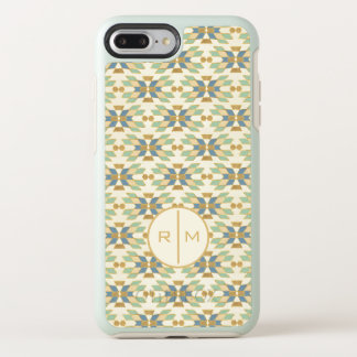Outdoor Geo Step | Tribal Pattern OtterBox Symmetry iPhone 8 Plus/7 Plus Case