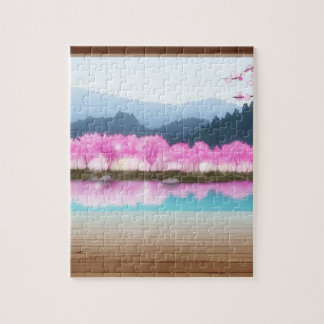 Outdoor Japan Puzzle