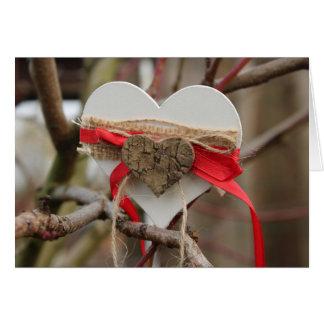 Outdoor Love Notecard