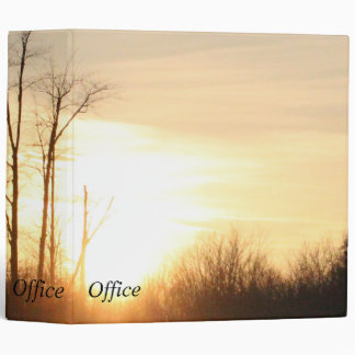 Outdoor Style Office Binder