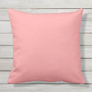 Outdoor Throw Pillow Coral OP1026