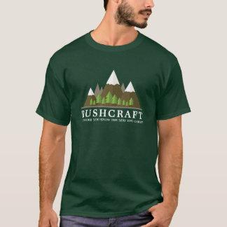 Outdoor Wilderness Bushcraft T-Shirt