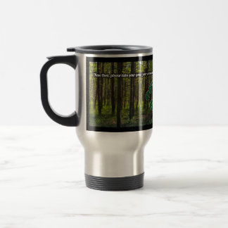 OutdoorOhio Archery Verse 15oz Mug