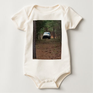 Outdoors 12 month Baby Apparel Organic Bodysuit