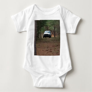 Outdoors Newborn Baby Jersey Bodysuit