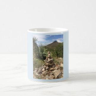 Outdoors on the Mountain - Custom Text Coffee Mug