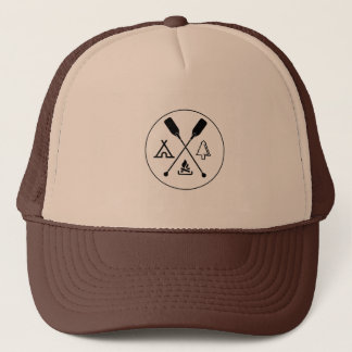 Outdoorsman Trucker Hat