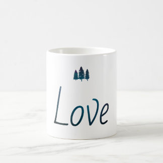 outdoorsy love mug