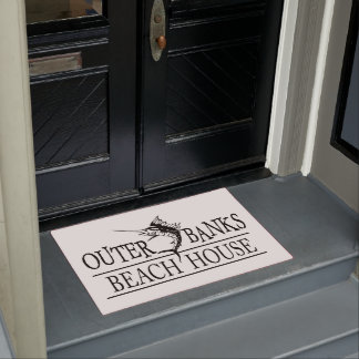 Outer Banks Beach House Mat