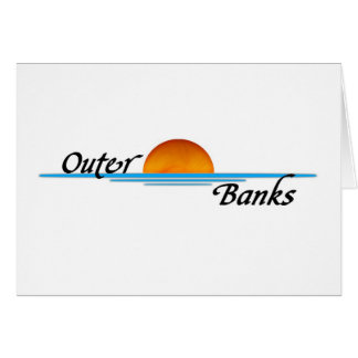 Outer Banks Greeting Card