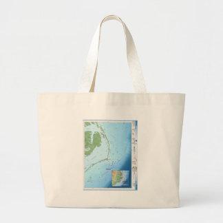 Outer Banks Map Bag