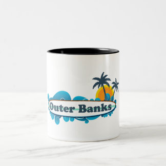 Outer Banks. Mugs