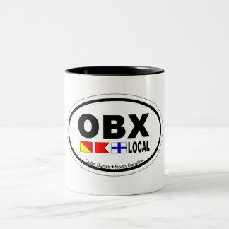 Outer Banks. Mug