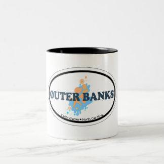 Outer Banks. Coffee Mugs