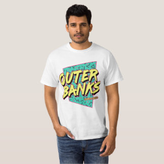Outer Banks NC Vintage 80s T-Shirt