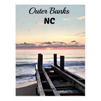 Outer Banks, North Carolina Postcard