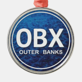 Outer Banks OBX Christmas Ornament