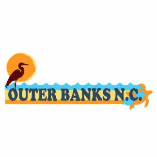 Outer Banks. Photo Cutouts