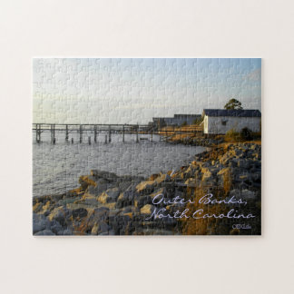 Outer Banks Puzzle Sound Side