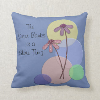Outer Banks Shore Thing  - Accent Pillow