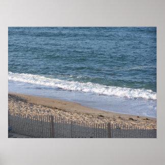 Outer Banks Shoreline Poster