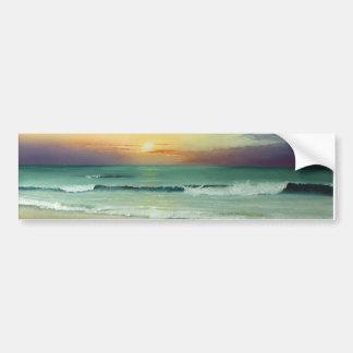 Outer Banks Sunrise Bumper Sticker