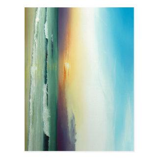 Outer Banks Sunrise Postcard