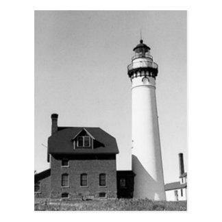 Outer Island Lighthouse Postcard