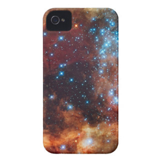 Outer Space Galaxy of Stars Nebula iPhone 4 Case-Mate Cases