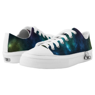 Outer Space Galaxy Shoes