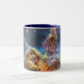 Outer Space Nebula Mug