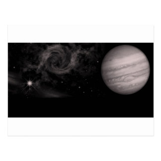 Outer Space Postcard