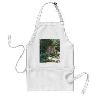 Outhouse in Maine Apron
