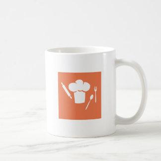Outils de boulangers tasse