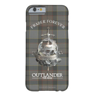Outlander | Fraser Brooch Barely There iPhone 6 Case