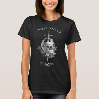 Outlander | Fraser Brooch T-Shirt