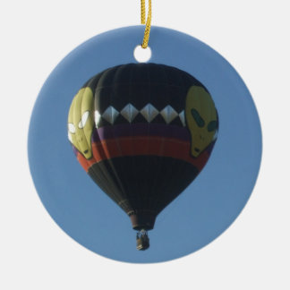 Outlander Hot Air Balloon Ceramic Ornament