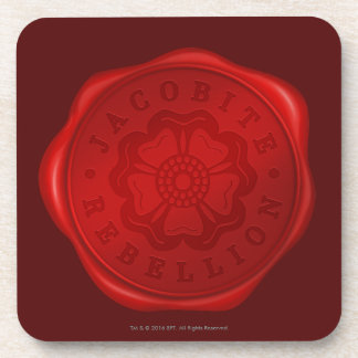 Outlander | Jacobite Rebellion Wax Seal Coaster