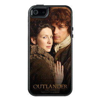 Outlander | Jamie & Claire Embrace Photograph OtterBox iPhone 5/5s/SE Case