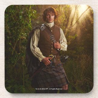 Outlander | Jamie Fraser - In Woods Coaster