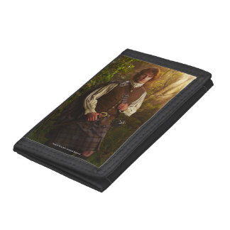 Outlander | Jamie Fraser - In Woods Tri-fold Wallets
