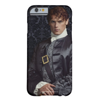 Outlander | Jamie Fraser - Portrait Barely There iPhone 6 Case
