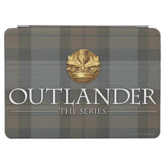 Outlander | Outlander Title & Crest iPad Air Cover