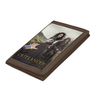 Outlander | Season 1B Key Art Trifold Wallets