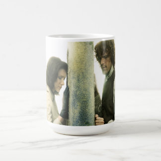 Outlander Season 3 | Claire and Jamie Coffee Mug